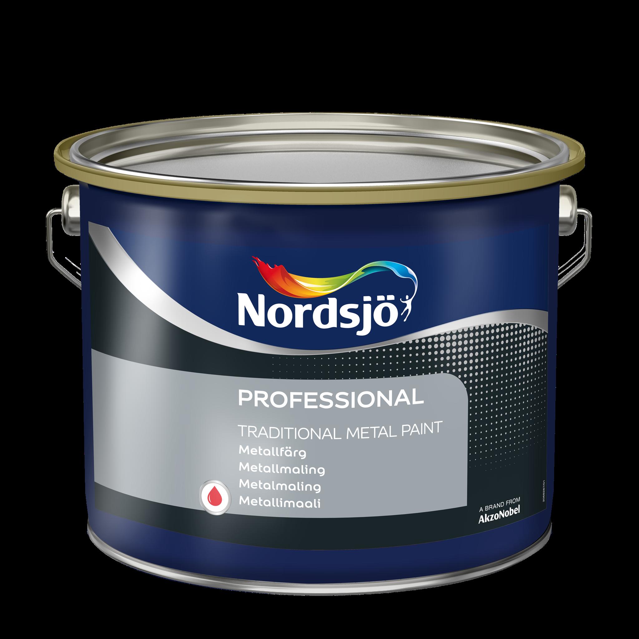Nordsjö Professional Traditional Metal Paint