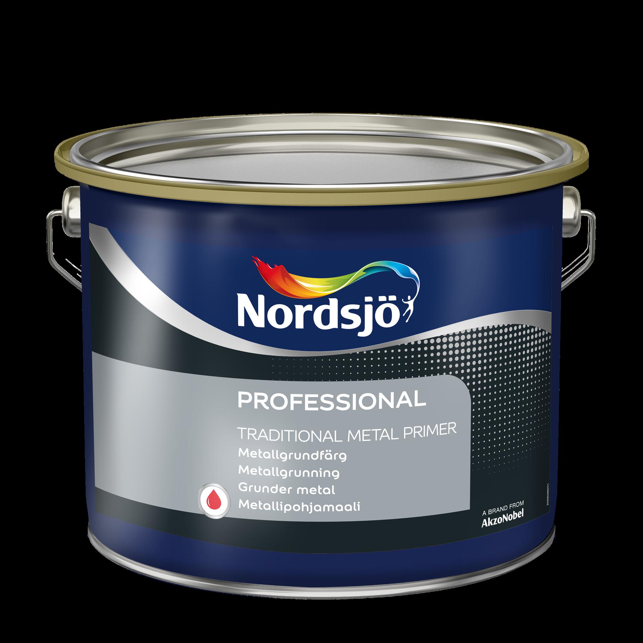 Nordsjö Professional Traditional Metal Primer