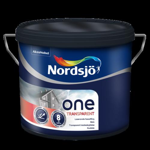 Nordsjö One Transparent uten bakgrunn